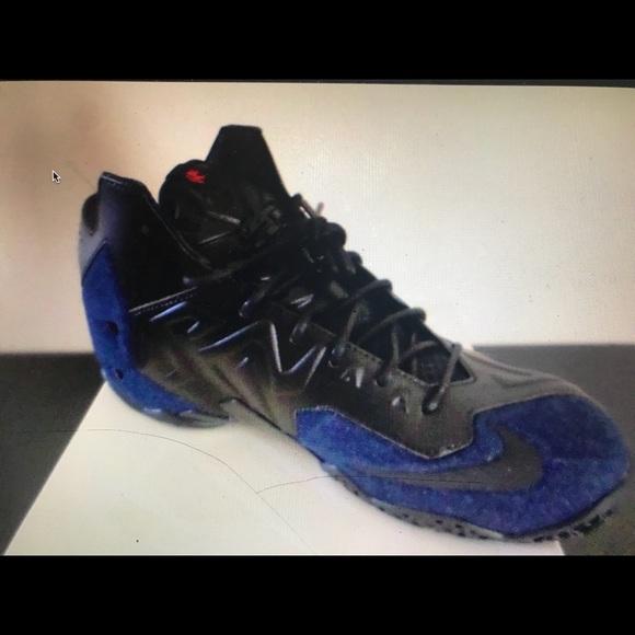 more photos a9f96 c7305 Nike - Lebron XI EXT Denim QS - 659509 004